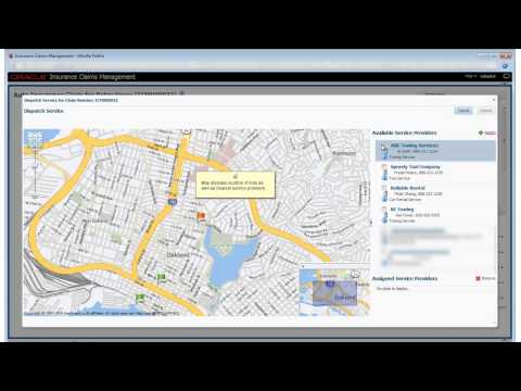 Insurance Claims Management Process Accelerator Demo