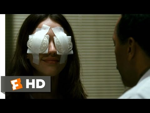 The Eye 18 Movie CLIP - Tell Me What You See