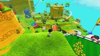 FreezeMe: A 3D Platformer That's Better Than Mario 64???? (Hint: It Suuuucks)