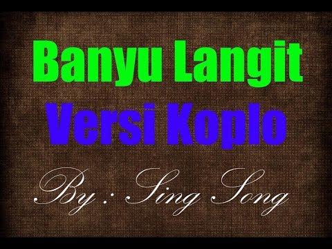 Banyu Langit Karaoke No Vocal