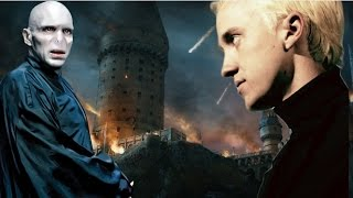What If Draco Stood Against Voldemort At The Battle Of Hogwarts?
