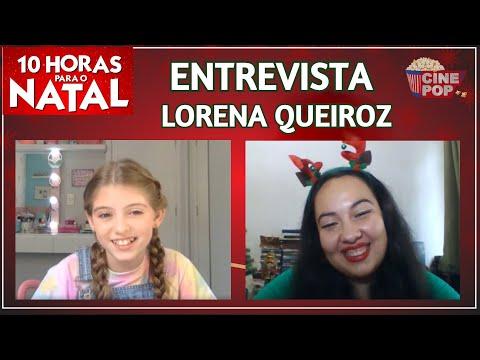 EXCLUSIVO! Lorena Queiroz Conversa com o Cinepop