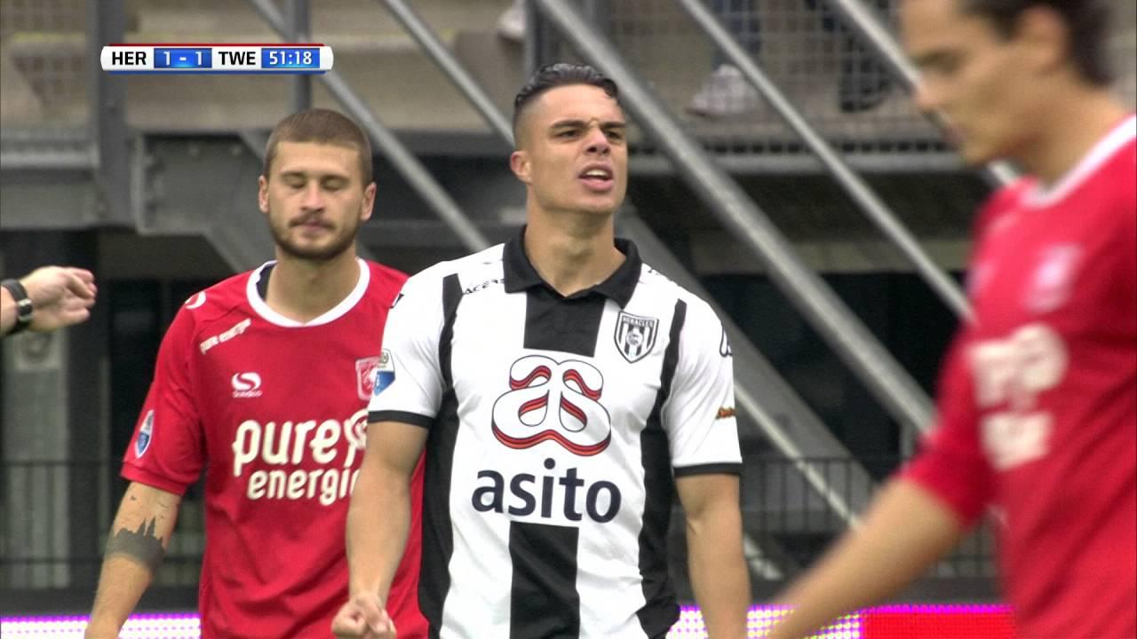 Heracles Almelo - FC Twente 1-1 | 02-10-2016 | Samenvatting