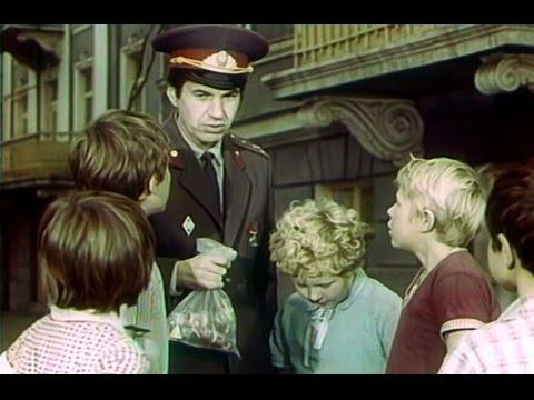 Рассказы о Кешке и его друзьях 3 серия (1974)