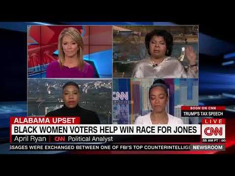 Angela Rye on Alabama Election Results