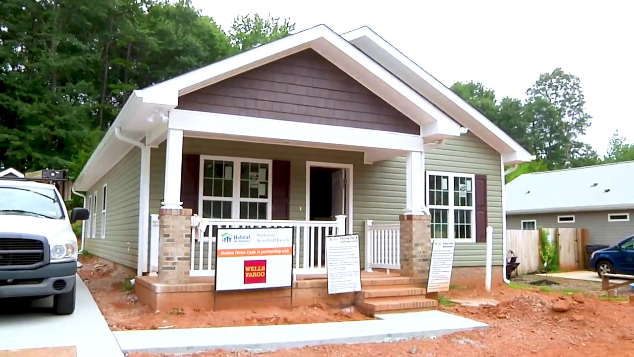 Habitat For Humanity Of Greenville County 864 370 4787 Youtube
