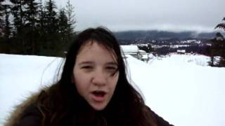 Vancouver - Canada - Marjorye - Whistler Mountain 02.wmv