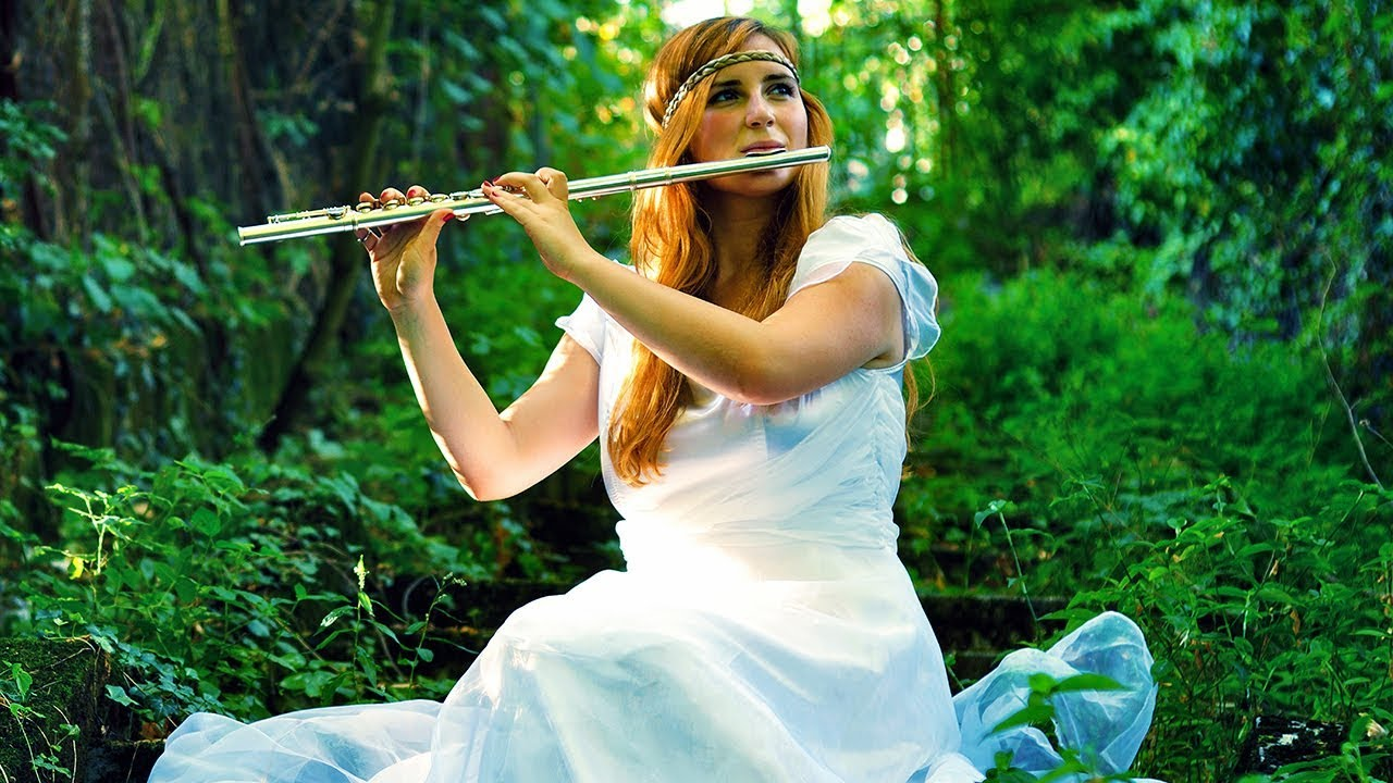 relaxation with flute