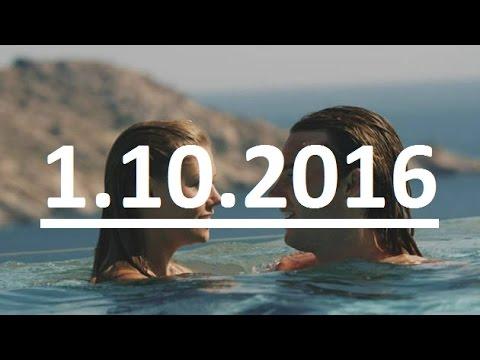 TOP 20 SINGLE CHARTS ►1. Oktober 2016 [FullHD]