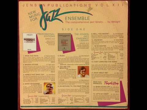 New Music for Jazz Ensemble Vol. XII