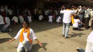 Nukkad Natak against corruption,BHU,VARANASI