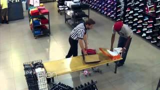 Kevin the Cashier at Footlocker2713