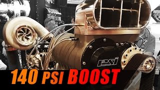140psi BOOST 3500hp Billet Duramax | Wagler Competition