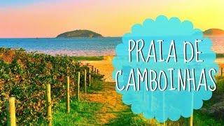 Praia de Camboinhas | Pelo Rio Blog