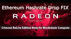 2020: Mining AMD Beta Blockchain Driver (Free extra hashpower) - Worth it and Install Guide!