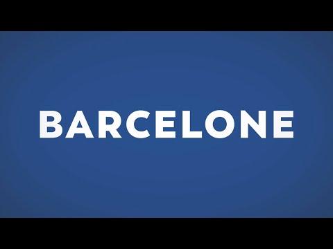 Votre prochaine destination... Barcelone !