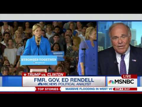 Rendell: Two Women On The Democratic Ticket A Possible