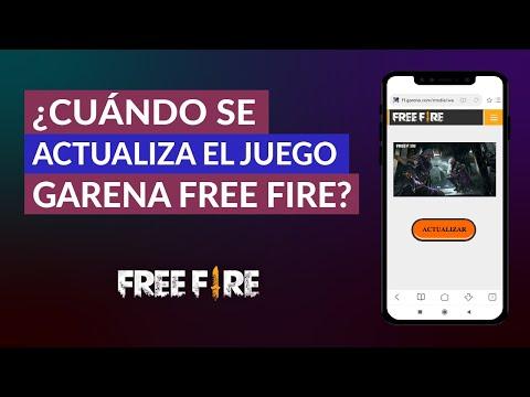 Cuando se Actualiza el Juego Garena Free Fire - ¡Quiero Actualizar!