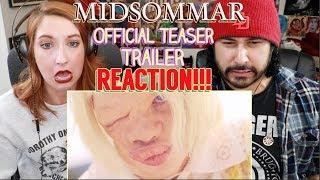 MIDSOMMAR | Official Teaser Trailer REACTION!!!