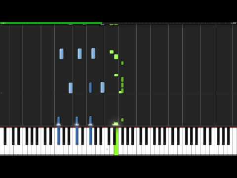 Klaymen's Theme - The Neverhood [Piano Tutorial] (Synthesia)