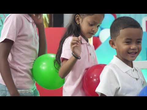 EduFun | Creative Kids Suriname | Sport en spel | Ballonnen Worm with Shenice van Holt