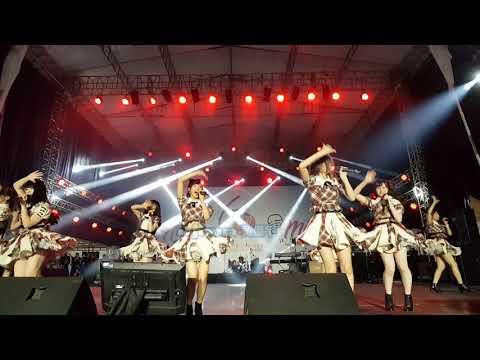 AKB48 - Part 1 @. Jak Japan Matsuri 2018 day 1