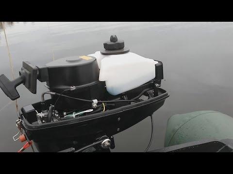 Видео лодочные моторы TOHATSU -