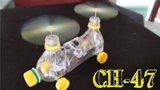材料: - 2電動機(9V)、電気スイッチ、電池(9V)とコネクタ - ストロ...