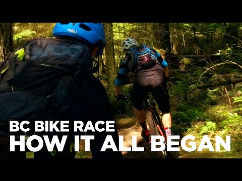 BC Bike Race: How It All Began