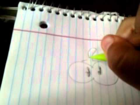 how to draw om nom characters
