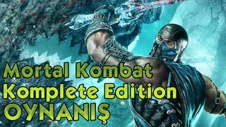 Mortal Kombat Komplete Edition PC - Oynanış / Gameplay