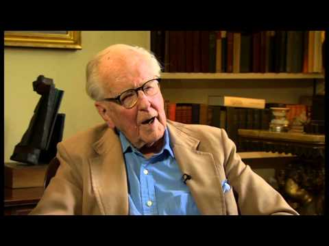 The 100-year-old lawyer Jeremy Hutchinson - BBC Newsnight