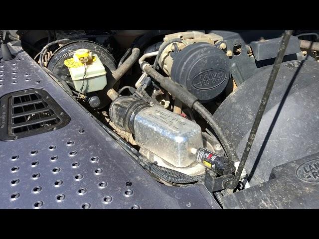 Nugget Stuff Defender Sealed Air Filter Box