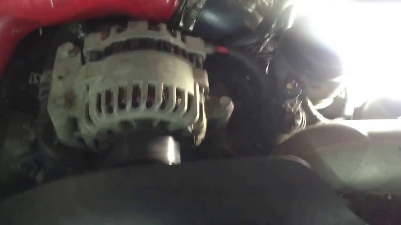 60 Powerstroke Oil Leak Diagnosing Tips Youtube Fuel Filter 2007 F150 Truck