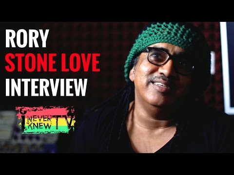 "Rory of Stone Love Interview ""Dancehall History Lesson"" Pt.1"
