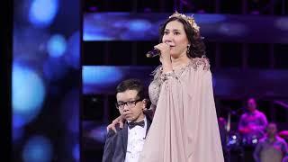 Dildora Niyozova   Otangni Rozi Qil  Дилдора Ниёзова   Отангни рози кил Concert Version 2018