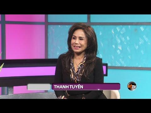Thanh Tuyền - Talkshow giới thiệu show thu hình PBN 120