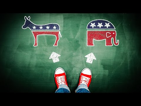 Young Americans Are Abandoning The Republican Party - The Ring Of Fire