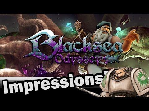 Blacksea Odyssey Gameplay First Impressions - Weekly Indie Newcomer