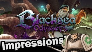Blacksea Odyssey Gameplay First Impressions - Weekly Indie Newcomer