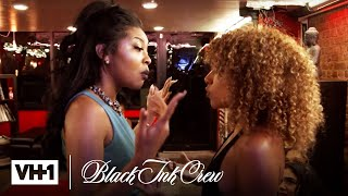 Miss Kitty Vs. Ceaser, Sky, Tati & More | Black Ink Crew #AloneTogether