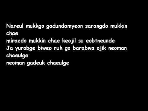 SHINee - Lucifer Lyrics (mp3.DL+ english translation)
