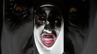 Mặt nạ Halloween ác quỷ ma sơ Valak