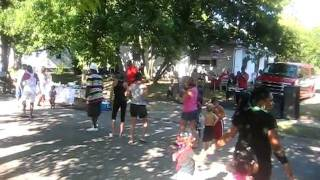 Westwood Block party Dayton Ohio