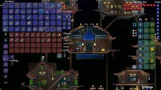 Terraria 1.3 - #14: Learning To Fly