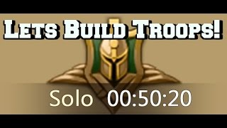 Lords Mobile: Training 100k+ Troops and Hell Event Explained
