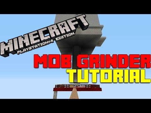 Minecraft | Super Efficient Mob Grinder Tutorial