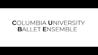 Columbia University Ballet Ensemble: Excerpts from Le Corsaire, Don Quixote, and Swan Lake