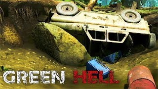 ВНЕЗАПНАЯ НАХОДКА ► Green Hell #4