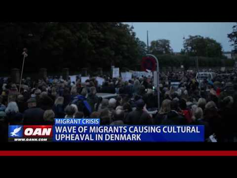 Wave of Migrants Causing Cultural Upheaval in Denmark